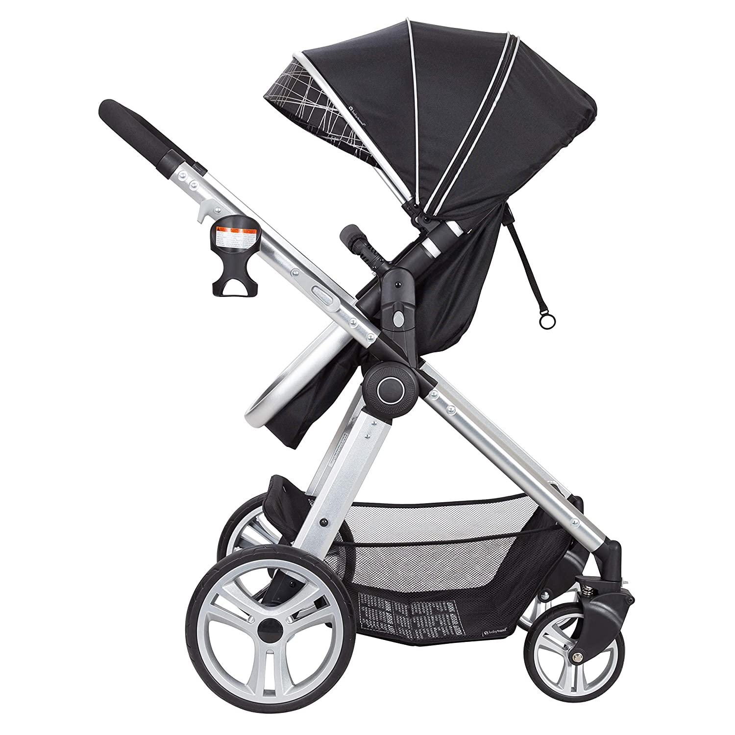 Baby Trend Go Gear Sprout 35 Travel System, Phoenix