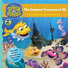 Splash And Bubbles: The Greatest Treasure Of All (With Stick (Jim Henson's Splash And Bubbles)