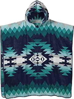 Pendleton Jacquard Adult Hooded Towel, Papago Park Turquoise