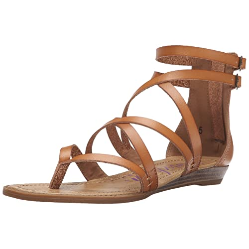 c7fcbcafd Blowfish Women's Bungalow Wedge Sandal