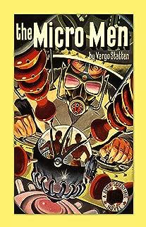 Retro Sci-Fi Journal, Micro Men by Monkey up a Tree
