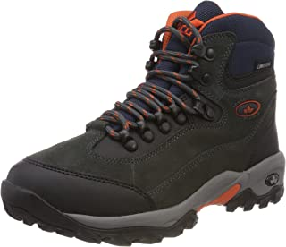 Lico Men's Milan High Rise Hiking Boots