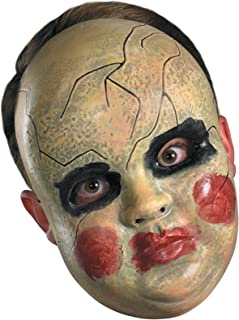 Clown Doll Mask Scary Clown Mask Scary Baby Mask 23930