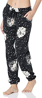 PJ Salvage Women's Loungewear Stormy Monday Banded Pant