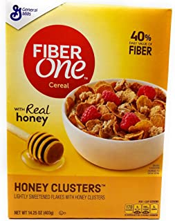Best fiber one honey clusters cereal - 14.25 oz box Reviews