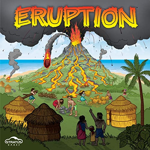 Eruption (japan import)