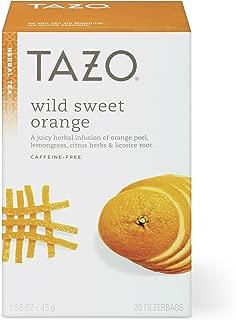 Tazo Herbal Tea, Wild Sweet Orange
