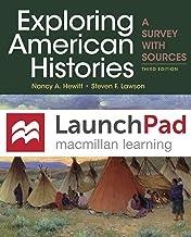 Exploring American Histories, Twelve-months Access: A Survey With Sources