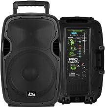 "Pro Bass Underground 15, Portable Battery Powered 15"" Loudspeaker, 1600W, Bluetooth, USB, MP3 Player photo"
