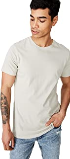 COTTON ON Mens Essential Longline Scoop T-Shirt