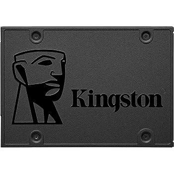 キングストンテクノロジー SSD 120GB 2.5インチ SATA3 TLC NAND採用 A400  SA400S37/120G