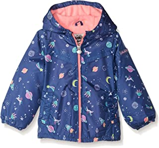 OshKosh B'Gosh Baby Girls Favorite Midweight Jacket with Fleece Lining