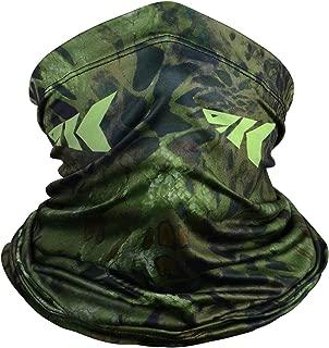 Sol Armis Neck Gaiter - UPF 50 Face Mask - UV Sun Protection Gaiter Sun Mask for Men & Women, Face Shield for Fishing, Hiking, Kayaking Mask, Prym1 Camo