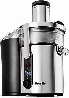 Breville BJE510XL Juice Fountain Multi-Speed 900-Watt Juicer (Old Model - Discontinued)