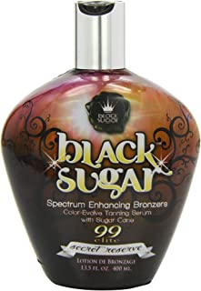Tan Incorporated Black Sugar Color Evolve Tanning Serum with Enhancing Bronzers 400ml