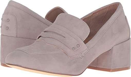 Cool Taupe Suede