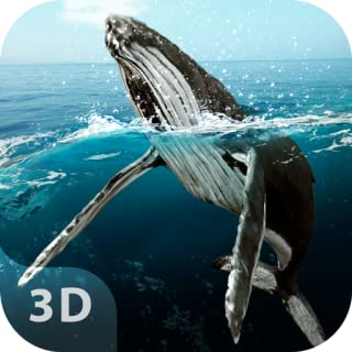 big blue whale simulator