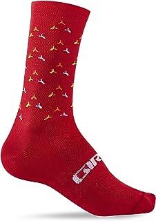 Giro, Comp Racer Sock Red Turbine