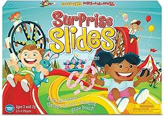Rollercoaster Surprise Slides Board Game