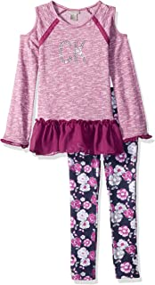 tunic and leggings outfits for girls