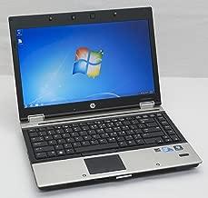HP Elitebook 8440p Laptop-Core i5 2.4 GHz-8 GB DDR3-1 TB HDD-DVD/RW-Win 7 Pro 64 Bit