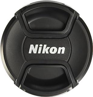 Nikon LC-72 (72mm) Snap-on Lens Cap, Black, Multi (4749)