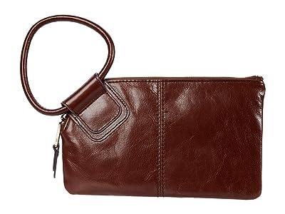 Hobo Sable (Chocolate Vintage Hide) Clutch Handbags