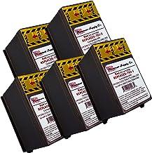 5 X Pitney Bowes 793-5 Red Ink Cartridge for P700, DM100, DM100i & DM200L Postage Meters