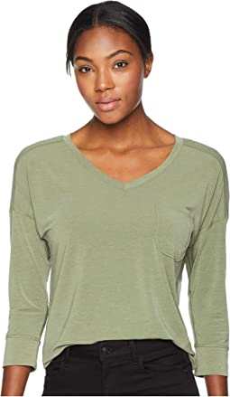 In-A-Flash 3/4 Sleeve Top
