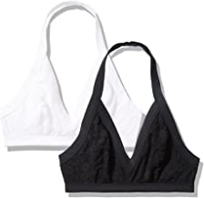 Amazon-Marke: Iris & Lilly Damen Bralette aus Spitze, 2er Pack