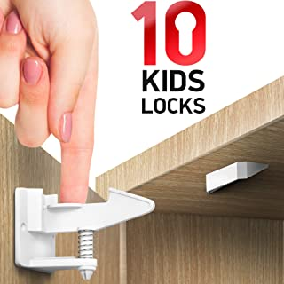 Secure Your File Cabinet and Drawer Keyed Different 1-1//8 Inch Cam Lock Fits on 1 Max Panel Thickness Chrome-Plated Zinc Alloy 1 Pack File Cabinet Locks RV Door Cabinet Locks