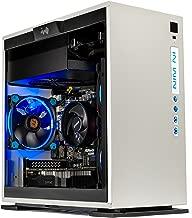 SkyTech Omega Mini Gaming Computer Desktop PC AMD Ryzen 5 1400 3.2 GHz, GTX 1060 3G, 500GB SSD with 3D NAND, 16GB DDR4 2400, A320 Motherboard, Win 10 Home (Ryzen 5 1400 | GTX 1060 3G | 500G SSD)