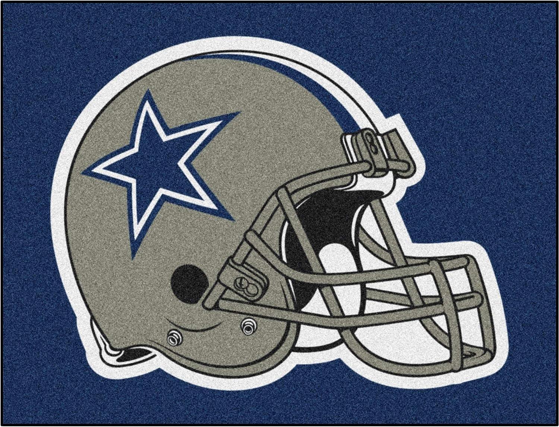 FANMATS NFL Dallas Cowboys Nylon Face Ultimat Rug