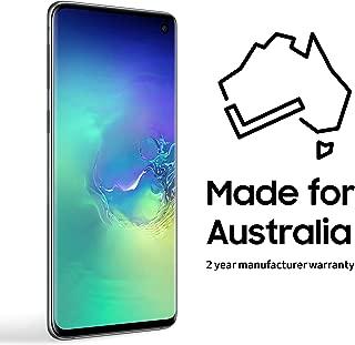 Samsung SM-G973FZGAXSA Galaxy S10 128GB Smartphone (Australian Version), Prism Green