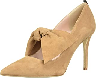 SJP by Sarah Jessica Parker Women's Roux 90 Pointed Toe Bow Strap Pump