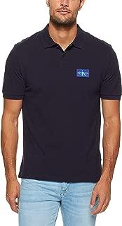 Calvin Klein Jeans Men's Monogram Logo Regular Fit Polo