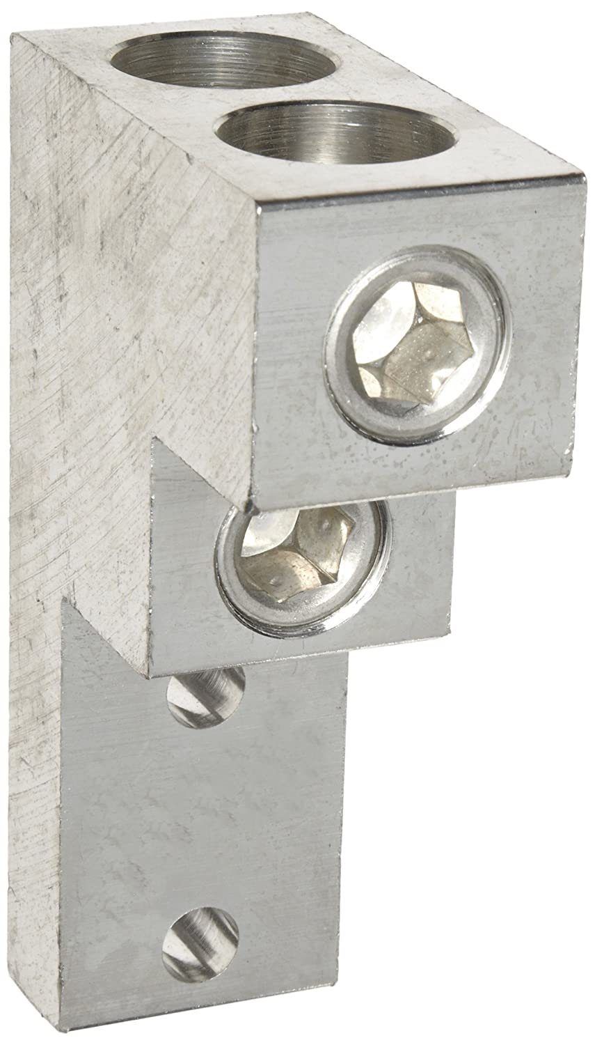 Morris Products 90916 Mechanical Panelboard Lug, Two Conductors,