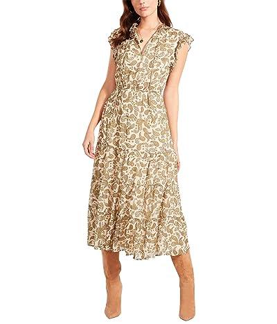 BB Dakota by Steve Madden Endless Scroll Dress