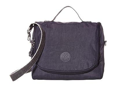 Kipling Kichirou Insulated Lunch Bag (Night Grey) Handbags