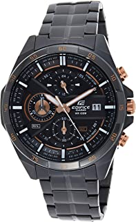 Casio Analog Black Dial Men's Watch-EFR-556DC-1AVUDF (EX493)