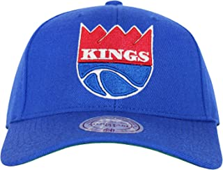 297a1daed57 Mitchell   Ness Men s Snapbacks Sacramento Kings NBA Basketball Cap