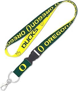 Wincraft NCAA Schlüsselband mit Abnehmbarer Schnalle