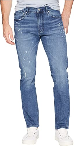 CKJ 026 Slim Fit Denim Jeans in Kingpin Blue