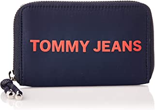 Tommy Hilfiger Zip-Around Wallet for Women-Black