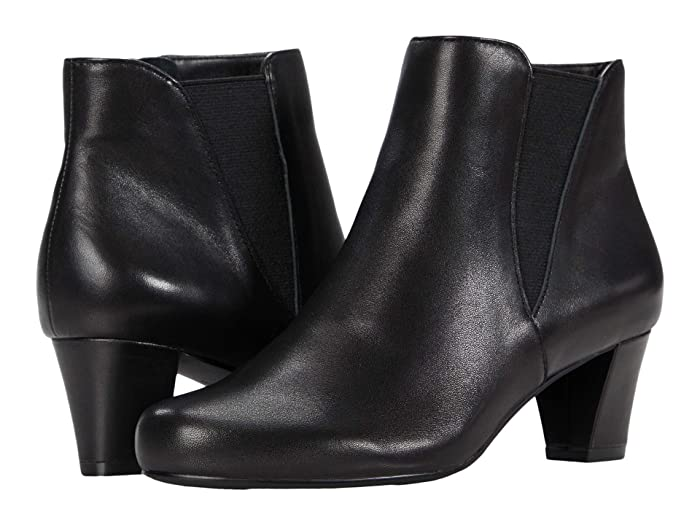 David Tate Marconi (Black Lamb) Women's Shoes
