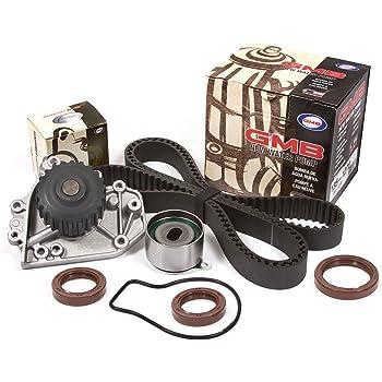 Gates Timing Belt Water Pump Kit for 1993-1995 Honda Civic del Sol 1.6L L4 is