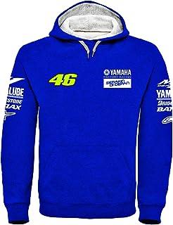 Yamaha TAPA ENCAPUCHADA Suéter Rossi - (S - 2XL) M1 YZR YZF