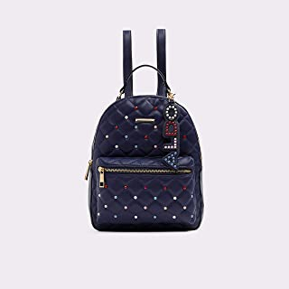 Aldo Fashion Backpack for Women, Navy - GaMBROMB8