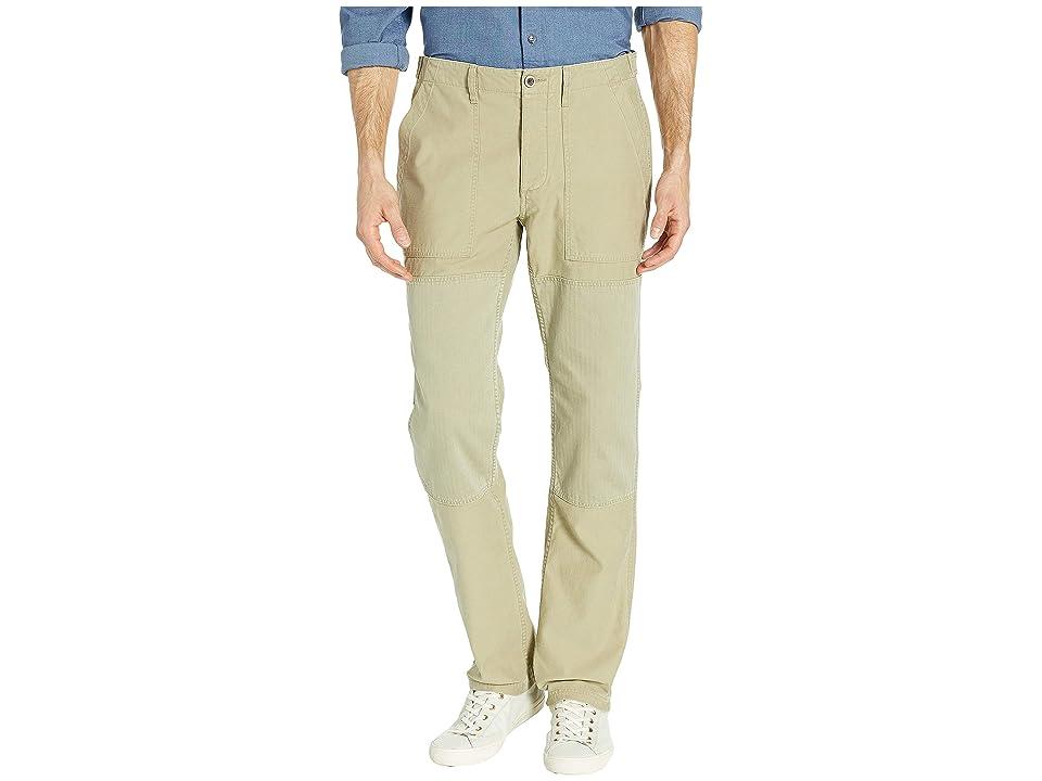 Frye Cargo Pants (Military Sage) Men