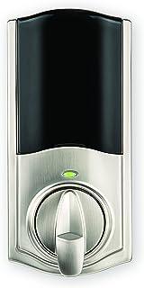 Weiser Kevo Smart Lock Conversion Kit, Upgrade Existing Deadbolt into Smart Lock, Satin Nickel (9GED15000-102)